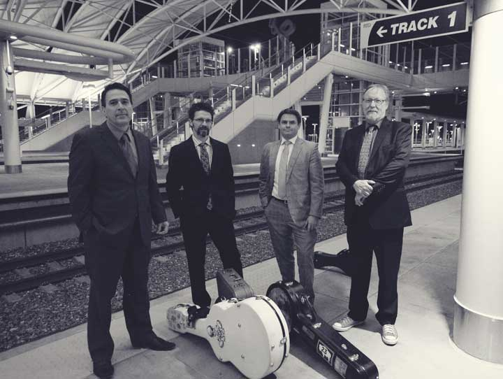 Blue Canyon Boys in Union Station