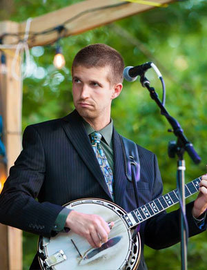 Chris Roszell, Banjo